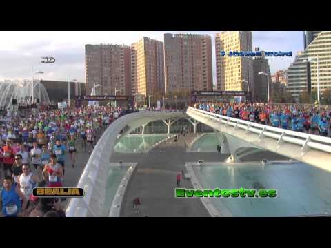 Preview video Maratona di Valencia 2011