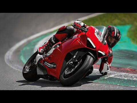 2021 Ducati Panigale V2 in Fort Montgomery, New York - Video 2