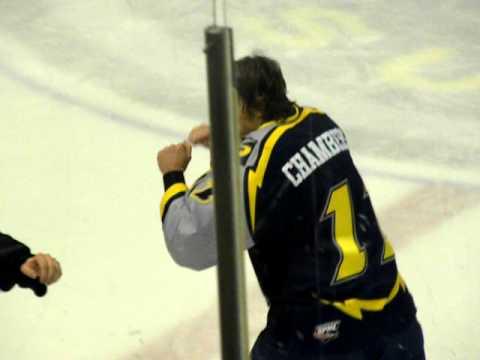 Chris Chambers vs. Martin Kubaliak