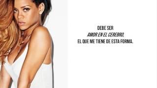 Rihanna  Love On The Brain Subtitulado/Traducido Al Español