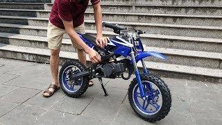 """Mua """"SIÊU XE"""" Moto tại chợ Cốc Lếu Lào Cai cùng KST"""
