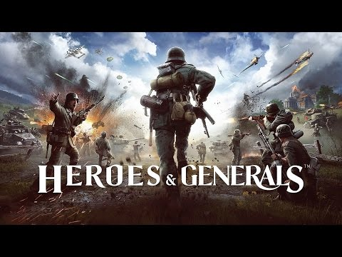 Heroes Generals Heroes Generals Has Now Launched Steam News