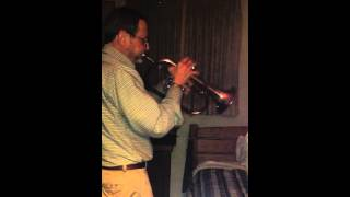Flugelhorn Practice First Time Playing in Many Years