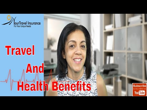 Travel and Health Benefits