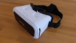 FTLL VR 3D Virtual Reality Headset Review