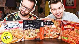 Wielkie Mistrzostwa Pizzy Mrożonej