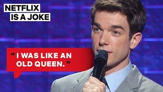 John Mulaney Was Supposed To Be Gay | Netflix Is A Joke