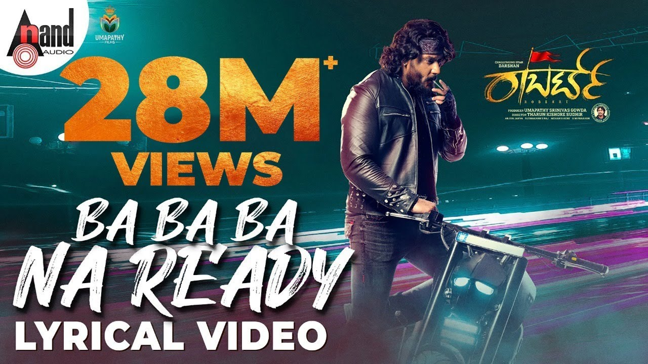 Ba Ba Ba Na Ready lyrics - Roberrt - spider lyrics