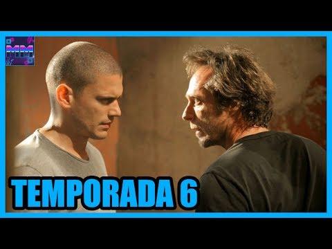 Prison Break Temporada 6 - TODO LO QUE NECESITAS SABER - |Master Movies