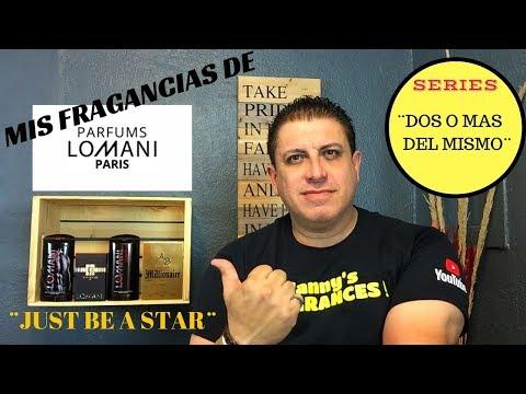 MIS FRAGANCIAS DE LOMANI || Series Dos O Mas Del Mismo ||