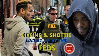 6ix9ine, Shottie & Bodyguard Are Locked Up On Rico & Racketeering Charges Is 6IX9INE FINISHED?