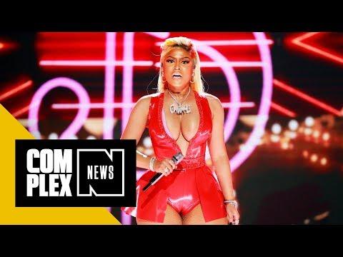 Nicki Minaj Drags Ex Safaree and His Hairline on Twitter