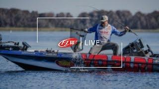 FLW Live Coverage   Lake Toho   Day 3