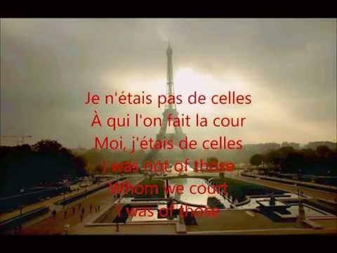 Je Suis De Celle - BENABAR Cover By Hope (+translation) Mp3