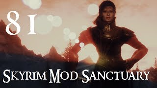 Skyrim Mod Sanctuary 81 : Trueflame & Hopesfire, Torch & Fire Arrows, and SSAssist Tools
