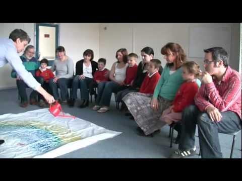 Screenshot of video: Gina Davies Parents Training
