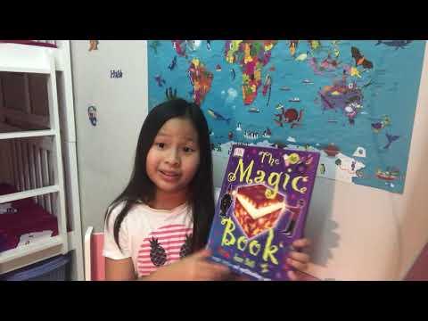 Tác phẩm: The Magic Book - Nguyễn Mai Phương - Lớp: 5V1