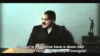 Hitler Inquires About The Current Day