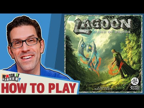 Watch It Played - Come LEARN Lagoon: Land Of Druids!