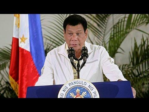 What did Rodrigo Duterte call Barack Obama?