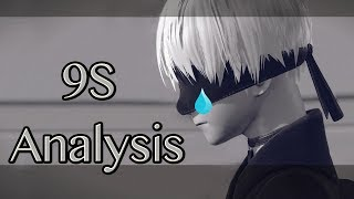 [Nier: Automata] The Concept of Humanity and the Descent of 9S