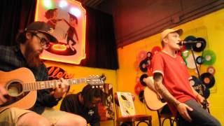 Neck Deep - Can't Kick Up The Roots (acoustic)