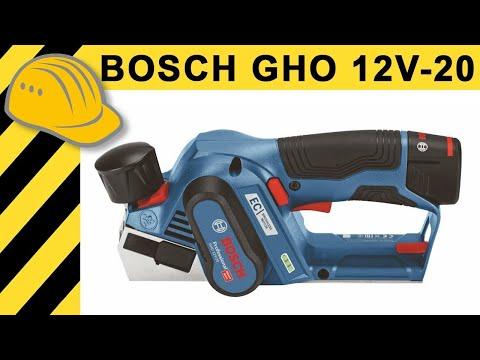 KLEINSTER AKKU HOBEL! Was kann der neue Bosch GHO 12V-20? TEST & Ausdauertest!