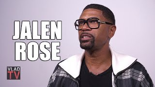 Jalen Rose on Jay Z's Awkward Moment with Roger Goodell: Jay Doesn