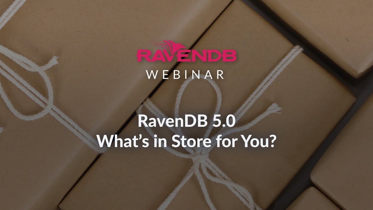 RavenDB 5.0: What's in Store for You?