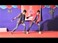Best Duet Dance || Bollwood-Dubstep || DanceFreaX || Nishant & Prashant Nair