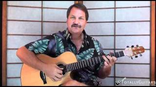 Happy Together Free Guitar Lesson
