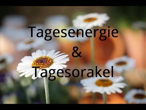 Tagesorakel –  Dienstag 10.04.2018 (видео)