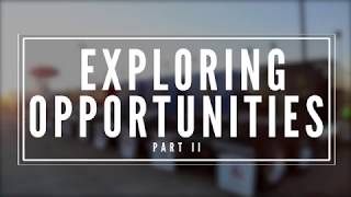 Part II - Exploring Opportunities At The Larson Group