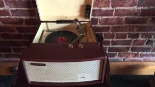 Voice Of Music Record Player Demonstration