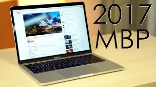 "2017 13"" MacBook Pro Review"