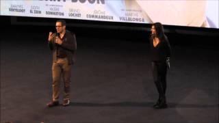 preview picture of video 'Dany Boon : hypocondrie à la piscine (Extrait - AVP Supercondriaque à l'UGC Ciné Cité Rosny)'