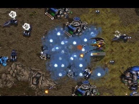 EPIC - Reality (T) v Violet (P) on Destination - Starcraft  - Brood War REMASTERED