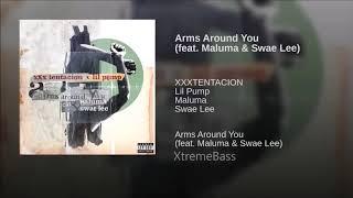 "XXXTENTACION & Lil Pump ft. Maluma & Swae Lee - ""Arms Around You"" [Bass Boost]"