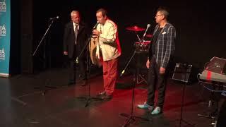 Reconocimiento a la Mambo Big Band de Germán Villareal en Salsa al Parque 20 Años