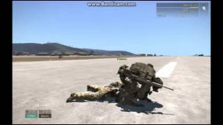 Animation for Arma 3