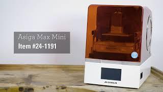 Asiga® MAX™ Mini Printer