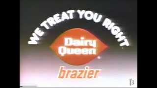 Dairy Queen Commercial 1987