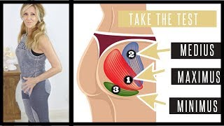 Toned Butt Workout For Women Over 50 | Absolute Beginners | Take The Glute Test Today! fabulous50s