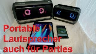 Portable Bluetooth-Lautsprecher – HIZ188