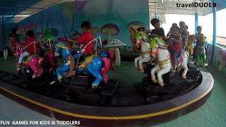 Kids Rides Wonderla Kochi - Fun activities for Kids and Toddlers (Hi Q ARTIST-Diamond Ortiz)