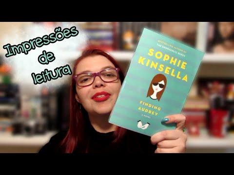 Impressões de Leitura: À procura de Audrey | Aninha Pessoni