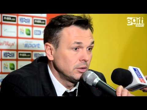 Komentarze po meczu Stomil Olsztyn - Olimpia Grudziądz