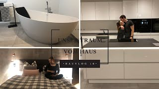 Hausbau I Einzug ins Traumhaus I XXL Roomtour I Neue Küche I Unser Traum vom Haus I #16