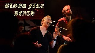Blood Fire Death - Twilight of the Gods + Under the Runes (live @Montbéliard - 25/01/2014)