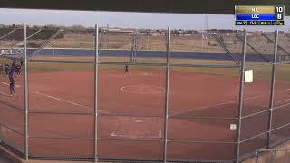 LCC Softball vs NJC Game 2